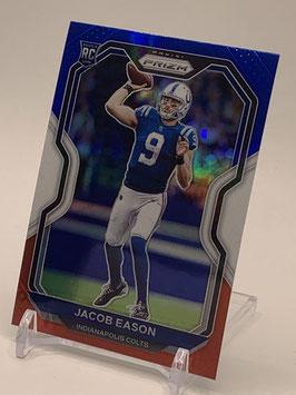 Jacob Eason (Bills) 2020 Prizm Red White Blue Prizm #331