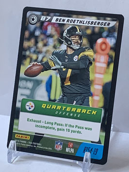 Ben Roethlisberger (Steelers) 2019 FIVE TCG R154