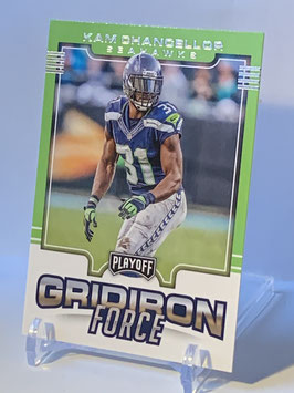Cam Chancellor (Seahawks) 2017 Playoff Gridiron Force #3