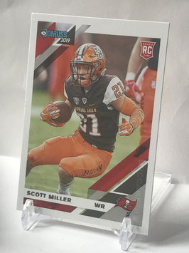 Scott Miller (Bowling Green/ Buccaneers) 2019 Donruss #300