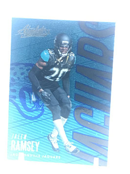 Jalen Ramsey (Jaguars) 2018 Panini Absolute Spectrum Blue #48
