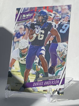 Darius Anderson (TCU/ Cowboys) 2020 Chronicles Draft Picks Prestige #14