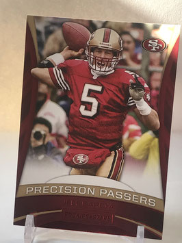 Jeff Garcia (49ers) 2017 Rookies & Stars Precision Passers #11