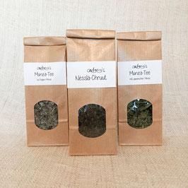 Tee - bewahrt s'guete vom summer über s'ganze jahr