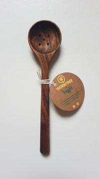 Schöpflöffel für Oliven aus Akazienholz