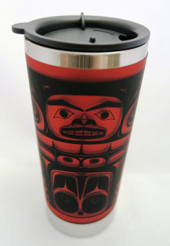 "Travel mug ""Supernatural"""
