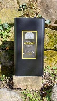 Psarreas Olivenöl  4x 5L Kanister