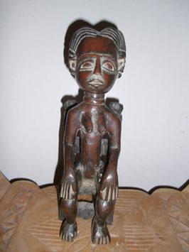 Statue aus Ghana, Frau