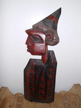Maske aus Ghana