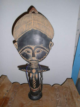 Statue der Ashanti aus Ghana