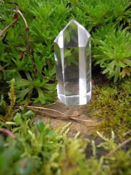Bergkristall - Glasklar - eliminiert Anhaftungen bei Elektrosmog