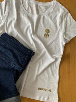 """T-Shirt """"golden A"""""""