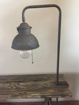 Klemlamp / tafellamp Roest