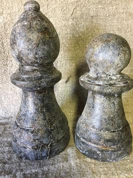Stenen schaakstuk