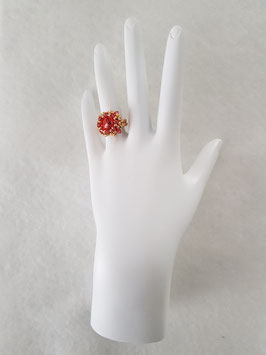 GLAMMIE RING CORAL