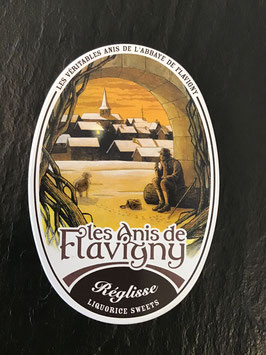 Les Anis de Flavigny - Lakritzbonbons - 50 Gramm