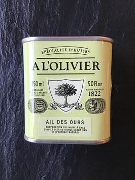 Olivenöl Bärlauch - 150ml