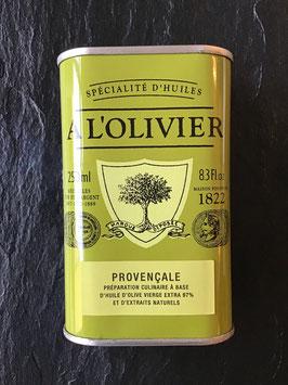 Olivenöl Kräuter der Provence - 250ml