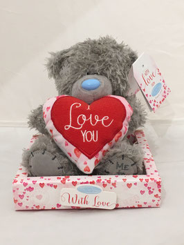 Me To You Knuffel 'I Love You Heart' - 16 centimeter (Signature Collection)