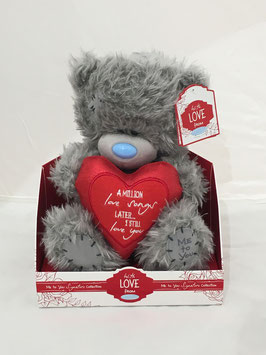 Me To You Knuffel 'A million love songs later... I still love you' - 24 centimeter (Signature Collection)