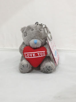 Me To You Sleutelhanger Knuffeltje 'Love You' (Signature Collection)