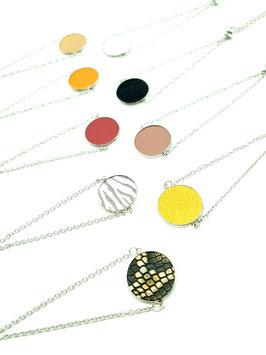 Bracelet Cabochon cuir