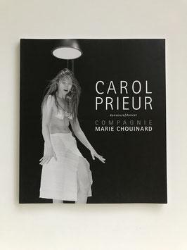 Carol Prieur, danseuse/dancer, COMPAGNIE MARIE CHOUINARD