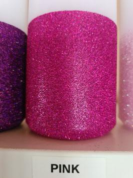 Pink Hauseigener Holoflitter Untergrund für unsere Kerzen!