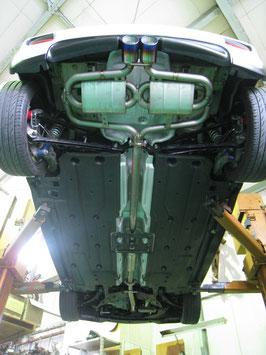 MINI クーパーS R56 ステンレスマフラー