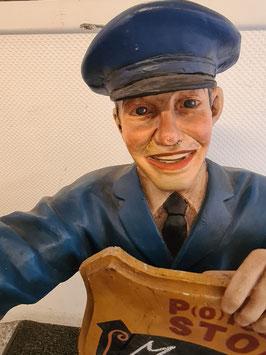 Polizist Werbefigur 60ziger Jahre
