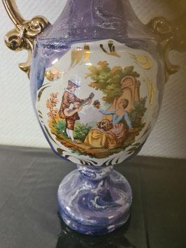 Ital. Vase wunderschönes Stück