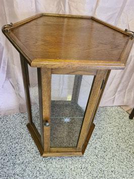 Antiker Teeschrank Barschrank Tablett abnehmbar