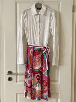 ANNA's Kleid (839100  / 121 weiß/pink) SALE