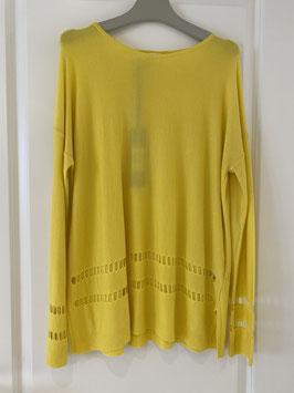 SEM PER LEI Pullover (750367 / 212 gelb) SALE