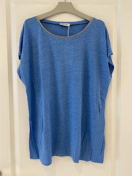 MALVIN Shirt (84201-663 / 128 blau) SALE