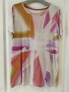 MALVIN T-Shirt (8319602  / 155 weiß/bunt) SALE