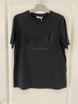 MARGITTES T-Shirt (264482022 / 80000 schwarz) SALE