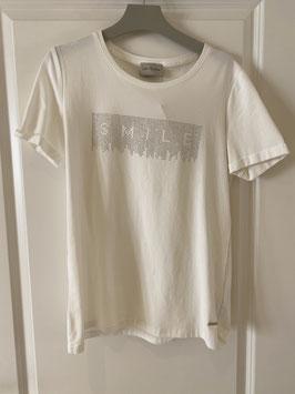 VIA APPIA T-Shirt (911943/ 950 ecru)