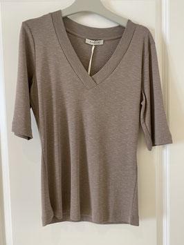 MARGITTES T-Shirt (264962023/ 60028 toffee)