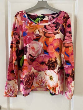 MARGITTES Shirt (26372-5914 / 20003 pink/bunt) SALE