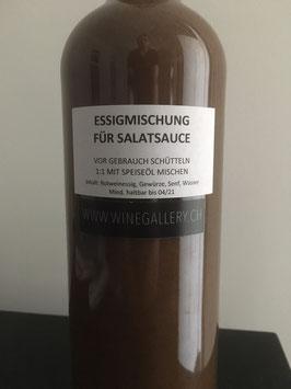Essigmischung für Salatsaucen