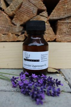 Lavendel-Zypressen Öl