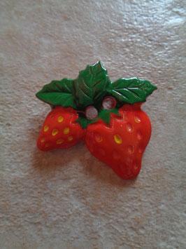 Broche fraises