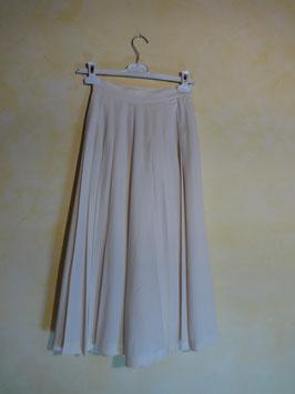 Jupe culotte blanche 90's T.38