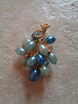 Broche à perles