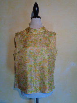 Top fleuri 60's T.42