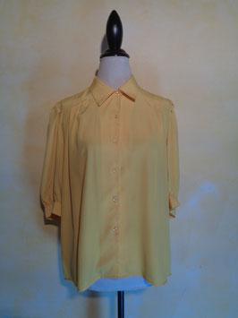 Chemise jaune 90's T.42