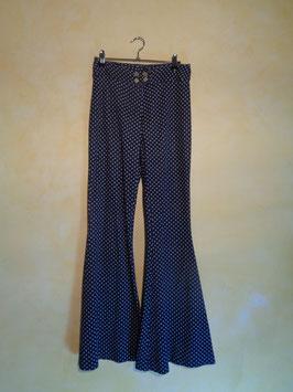 Pantalon étoiles 70's T.38