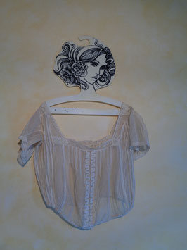 Top tulle 20's T.34