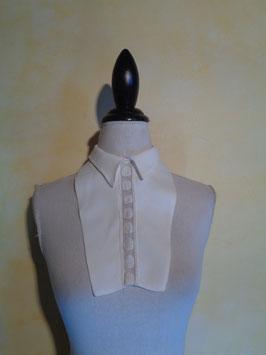 Plastron coton 1910